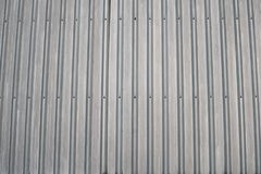 Zinc roof  Around the building royalty free stock images
