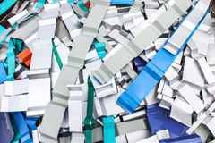 Zinc scrap Stock Photos