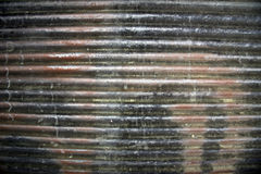 Zinc sheets Stock Images
