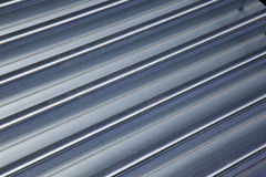 Zinc steel Royalty Free Stock Images