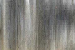 Zinc tiles Stock Photography