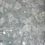 Zinc. Weathered metal surface as background Royalty Free Stock Image