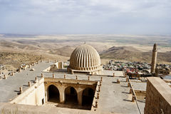 Zinciriye Madrasah, Mardin,土耳其 库存照片