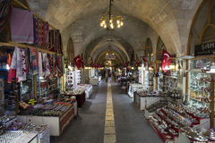 Zincirli Bedesten em Gaziantep, Turquia Fotos de Stock