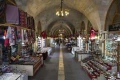 Zincirli Bedesten in Gaziantep, Turkije Stock Foto's