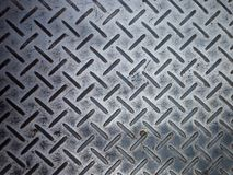 Zinco d'acciaio della ruggine Immagini Stock Libere da Diritti