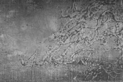 Zinco ondulado velho textura galvanizada Foto de Stock Royalty Free