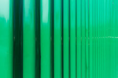 Zinco verde da folha do fundo Imagem de Stock Royalty Free