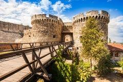 Belgrade Kalemegdan fortress Royalty Free Stock Image
