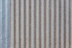 A zine metal texture surface and background Stock Photos