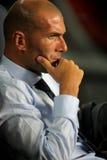 Zinedine Zidane Imagem de Stock Royalty Free