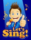 Zing! vector illustratie