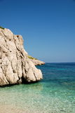 Zingaro marine reserve, Sicily Stock Image