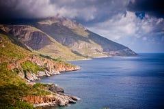 Zingaro Natural Reserve, Sicily Stock Photo