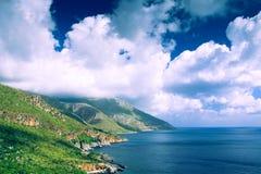 Zingaro Natural Reserve, Sicily Royalty Free Stock Photography