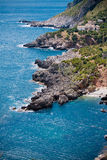 Zingaro Natural Reserve, Sicily Stock Photography