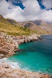 Zingaro Natural Reserve, Sicily Stock Images