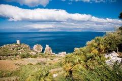 Zingaro Natural Reserve, Sicily Royalty Free Stock Photos