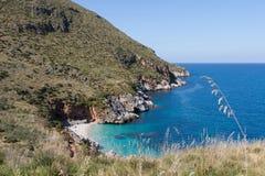Zingaro Nature Reserve, Sicily Royalty Free Stock Photography