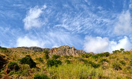 Zingaro Reserve Stock Photo