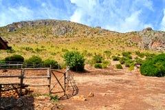 Zingaro Reserve Stock Photography