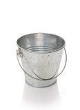 The zinked bucket Royalty Free Stock Photography