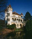 Zinkovy城堡02 免版税库存照片