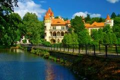 Zinkovy Castle cultural monument, Czech republic. Zinkovy Castle cultural monument, Žinkovy, Czech republic stock photography