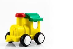 Zinn-Spielzeug-Serie mit Zeichen Stockfotografie