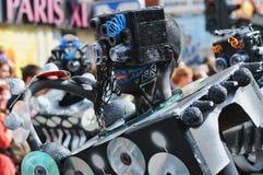 Zinneke游行2012年 免版税库存图片