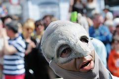 Zinneke Parade in Brussels, Belgium Stock Photography
