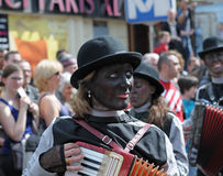 Zinneke Parade on May 19, 2012 Royalty Free Stock Images