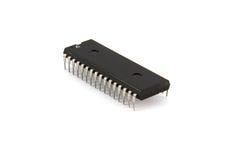 zintegrowany microcircuit zdjęcie stock