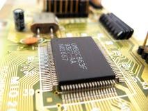 zintegrowany procesor obwodów Zdjęcie Royalty Free