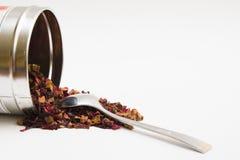 Ziołowa Herbata i Pikantność Obrazy Stock
