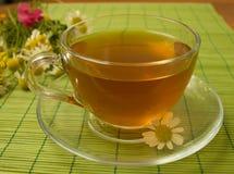 ziołowa herbata Zdjęcia Royalty Free