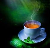 ziołowa herbata Fotografia Royalty Free