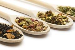 Ziołowa mieszanka dla herbaty Obrazy Royalty Free