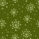 Ziołowy kwiecisty wzór Fotografia Stock