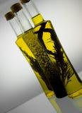 ziołowy olej Zdjęcie Stock