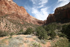 Zion Royalty Free Stock Photos