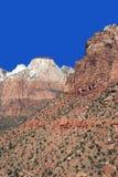 Zion Imagen de archivo libre de regalías