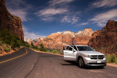 Zion Canyon Stock Photography