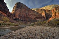 Zion Canyon Stock Photos