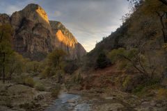 Zion Canyon Stock Image
