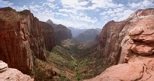 Free Zion Canyon Overlook Stock Photos - 147703