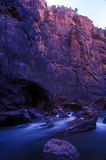 Zion Canyon, Utah Royalty Free Stock Images