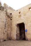 Zion Gate Stock Photography