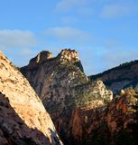 Zion Royalty Free Stock Image