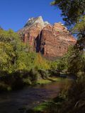 Zion National Park 10 Stock Image